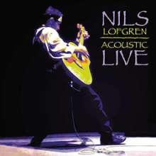 Nils Lofgren: Acoustic Live (200g) (Limited-Edition), 2 LPs