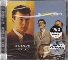 Buddy Holly: Buddy Holly & The Chirping Crickets (mono), Super Audio CD