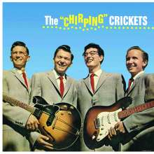 "Buddy Holly: The ""Chirping"" Crickets (200g) (Limited-Edition), LP"