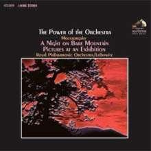 Modest Mussorgsky (1839-1881): Bilder einer Ausstellung (Orchesterfassung) (200 g / 33rpm), LP