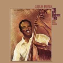 Ray Brown (1926-2002): Soular Energy (200g) (Limited-Edition) (45 RPM), 2 LPs