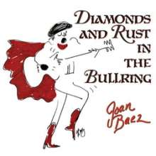 Joan Baez: Diamonds And Rust In The Bullring (200g) (Limited Edition) (45 RPM), 2 LPs