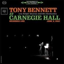 Tony Bennett (geb. 1926): Tony Bennett At Carnegie Hall (200g) (Limited Edition), 2 LPs