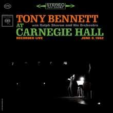 Tony Bennett (geb. 1926): Tony Bennett At Carnegie Hall - Live June 9, 1962 (Hybrid-SACD), SACD