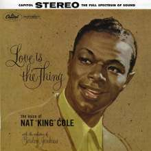 Nat King Cole (1919-1965): Love Is The Thing, SACD