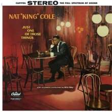Nat King Cole (1919-1965): Just One Of Those Things, SACD