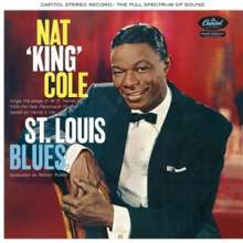 Nat King Cole (1919-1965): St. Louis Blues, SACD