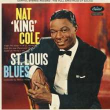 Nat King Cole (1919-1965): St. Louis Blues (180g) (Limited-Edition) (45 RPM), 2 LPs