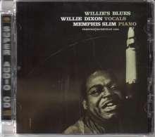 Willie Dixon: Willie's Blues (Hybrid-SACD), SACD
