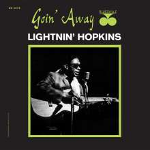 Sam Lightnin' Hopkins: Goin' Away (Hybrid-SACD), SACD