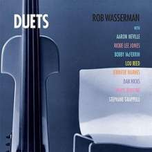 Rob Wasserman (1952-2016): Duets (200g) (Limited Edition) (45 RPM), 2 LPs