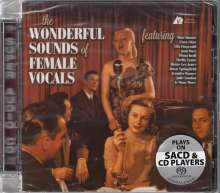 The Wonderful Sounds Of Female Vocals (2 Hybrid-SACDs), 2 SACDs