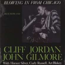 Clifford Jordan & John Gilmore: Blowing In From Chicago (180g) (Limited-Edition) (45 RPM), 2 LPs