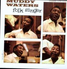Muddy Waters: Folk Singer (200g) (Limited-Edition), LP