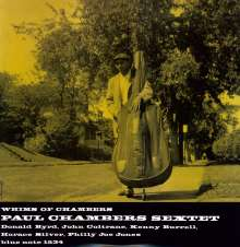 Paul Chambers (1935-1969): Whims Of Chambers (180g) (Limited-Edition) (45 RPM), 2 LPs