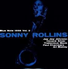 Sonny Rollins (geb. 1930): Sonny Rollins Vol.2 (180g) (Limited-Edition) (45 RPM), 2 LPs