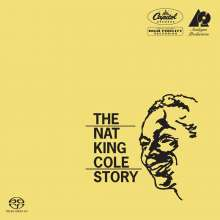 Nat King Cole (1919-1965): The Nat King Cole Story, 2 Super Audio CDs