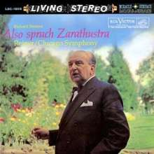 Richard Strauss (1864-1949): Also sprach Zarathustra op.30 (200g HQ-Vinyl), LP