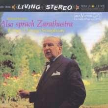 Richard Strauss (1864-1949): Also sprach Zarathustra op.30, Super Audio CD