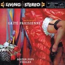 Jacques Offenbach (1819-1880): Gaite Parisienne (200g), LP