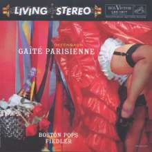 Jacques Offenbach (1819-1880): Gaite Parisienne, Super Audio CD