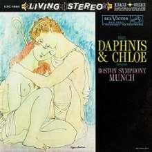 Maurice Ravel (1875-1937): Daphnis et Chloe (200g / 33rpm), LP