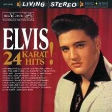 Elvis Presley (1935-1977): 24 Karat Hits (Hybrid SACD), SACD