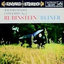 Sergej Rachmaninoff (1873-1943): Klavierkonzert Nr.2 (200g / 33rpm), LP