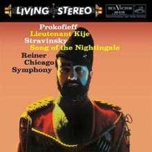 Serge Prokofieff (1891-1953): Leutnant Kije-Suite op.60 (200g /33 rpm), LP