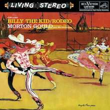 Aaron Copland (1900-1990): Billy the Kid - Ballettsuite (200 g/33rpm), LP