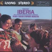 Claude Debussy (1862-1918): Iberia, Super Audio CD