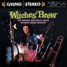 New Symphony Orchestra of London - Witches' Brew (180g), LP