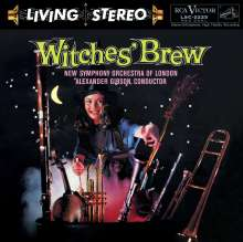 New Symphony Orchestra of London - Witches' Brew, Super Audio CD