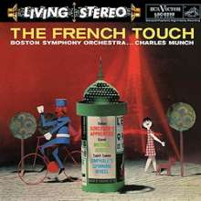 Boston Symphony Orchestra & Charles Munch - The French Touch (200g / 33rpm), LP