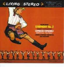 Alexander Borodin (1833-1887): Symphonie Nr.2, SACD