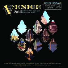 Orchestra of the Royal Opera House Covent Garden - Venice (200g), LP