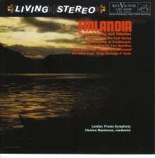 Charles Mackerras - Finlandia, Super Audio CD