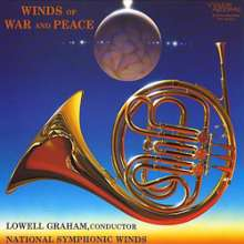 National Symphonic Winds - Winds of War and Peace (180g / 45rpm), 2 LPs