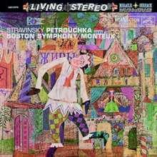 Igor Strawinsky (1882-1971): Petruschka (200 g / 33rpm), LP