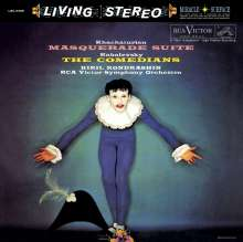 Aram Khachaturian (1903-1978): Masquerade-Suite, Super Audio CD
