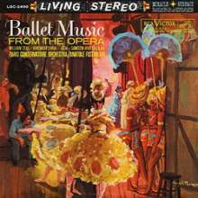 Orchestre de la Societe des Concerts du Conservatoire - Ballet Music (200g), LP