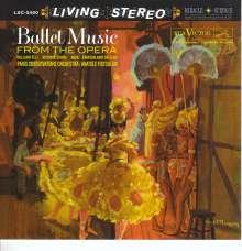 Orchestre de la Societe des Concerts du Conservatoire - Ballet Music, SACD