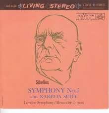 Jean Sibelius (1865-1957): Symphonie Nr.5, SACD