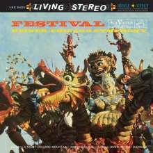 Fritz Reiner - Festival, Super Audio CD