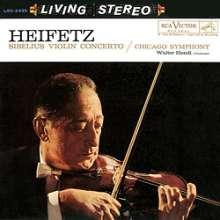 Jean Sibelius (1865-1957): Violinkonzert op.47 (200 g), LP