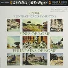Ottorino Respighi (1879-1936): Pini di Roma (200g) (33rpm), LP