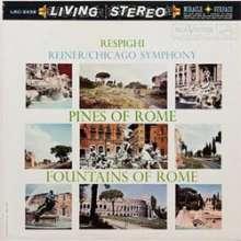 Ottorino Respighi (1879-1936): Pini di Roma (200g) (45rpm), 2 LPs
