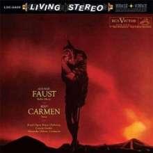 Charles Gounod (1818-1893): Ballettmusik zu Faust (200g HQ-Vinyl), LP