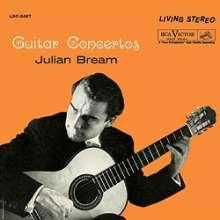 Malcolm Arnold (1921-2006): Gitarrenkonzert op.67 (200g / 33rpm), LP