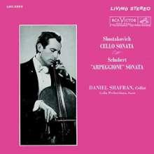 Dmitri Schostakowitsch (1906-1975): Sonate für Cello & Klavier op.40 (200g / 33rpm), LP